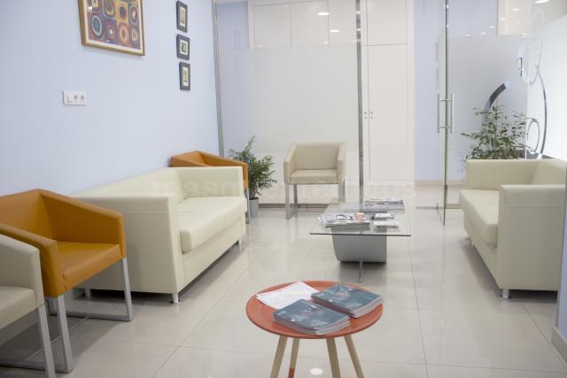 Sala de espera - Instituto para el Estudio de la Esterilidad