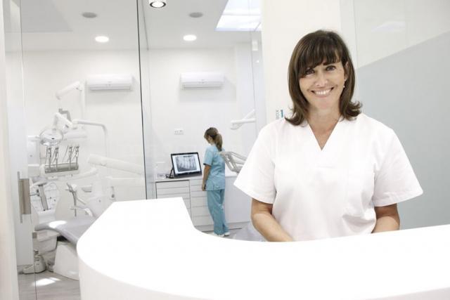 Recepción - Aixerrota Clínica Dental
