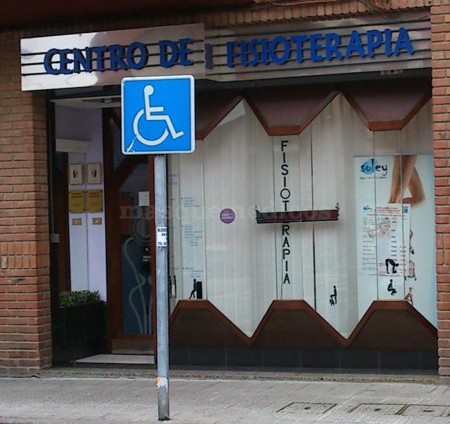 - Centro Fisioterapia Antonio Gómez