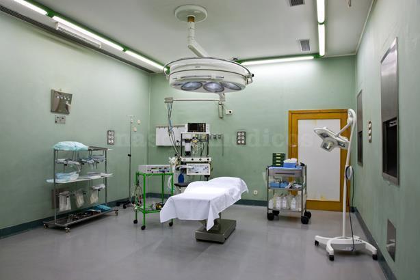 Quirófano - Sanatorio Covadonga