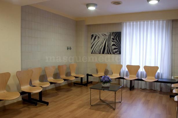 Sala de espera - Sanatorio Covadonga