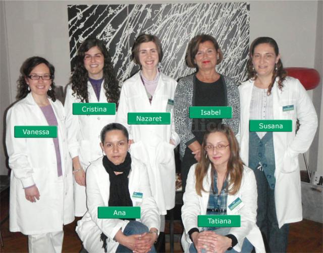 Equipo de trabajo - Isabel Menéndez Benavente. Clínica de psicología