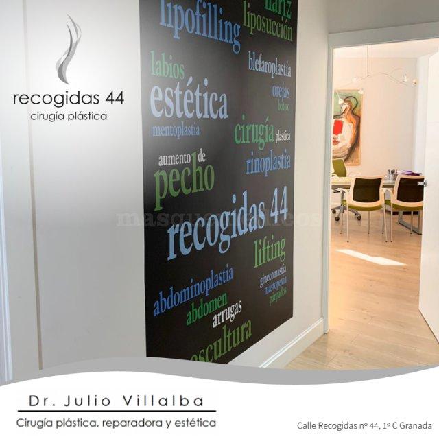 Cirugía plástica, reparadora y estética Granada - Julio Villalba Jiménez