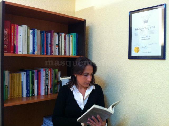Erika Marqués Rodríguez. Directora del centro - Centro de Psicología Aaron Beck