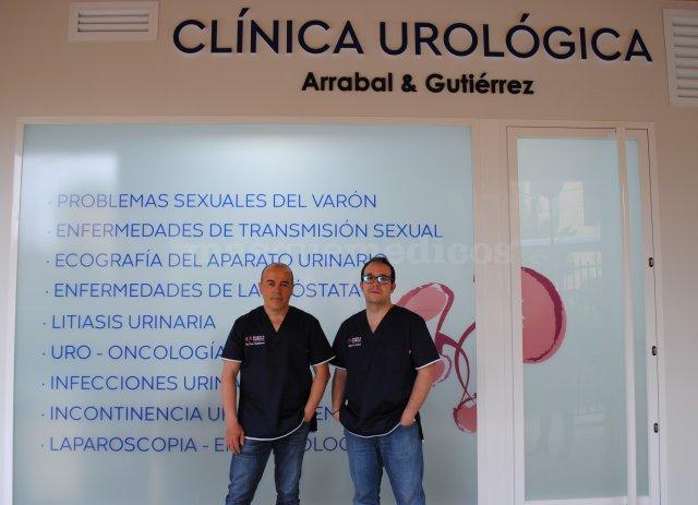 Equipo Clínica Urológica Arrabal & Gutiérrez Granada - Miguel Ángel Arrabal Polo