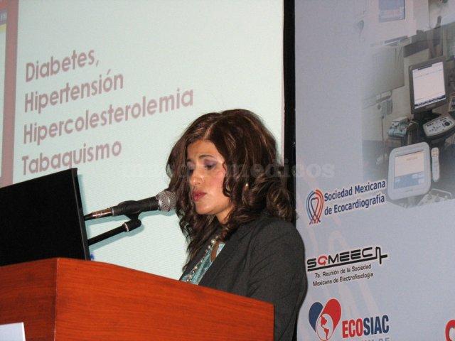 ponencia de enfermedad cardiaca en la mujer - Dra. María Guadalupe Parra Machuca