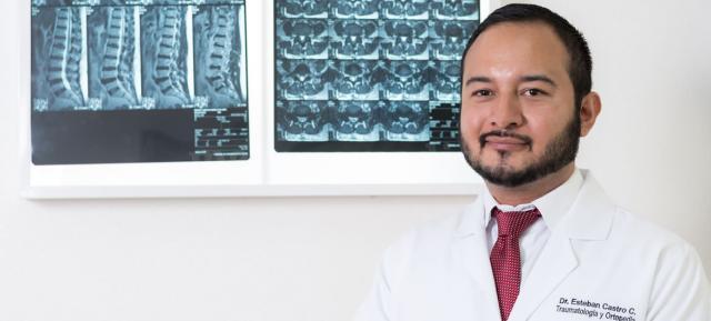 - Dr. Esteban Castro Contreras