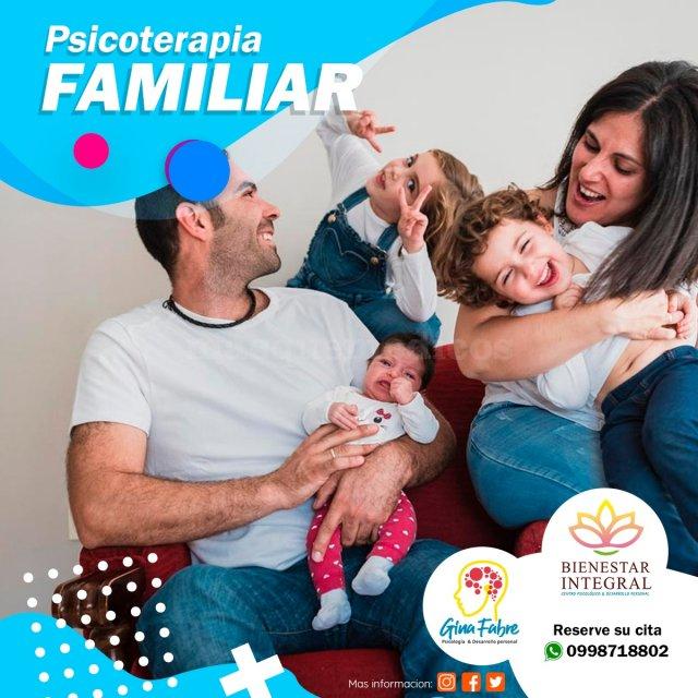 Terapia familiar y parejas - Gina Fabre Jiménez