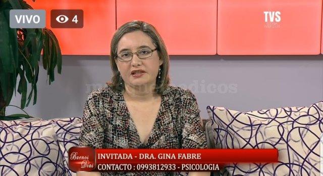 - Gina Fabre Jiménez