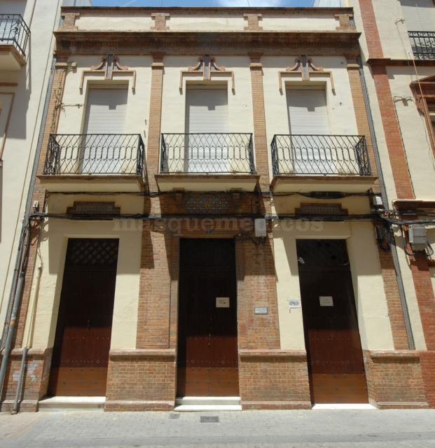 Edificio - Doctor Juan Manuel Pinedo Jiménez