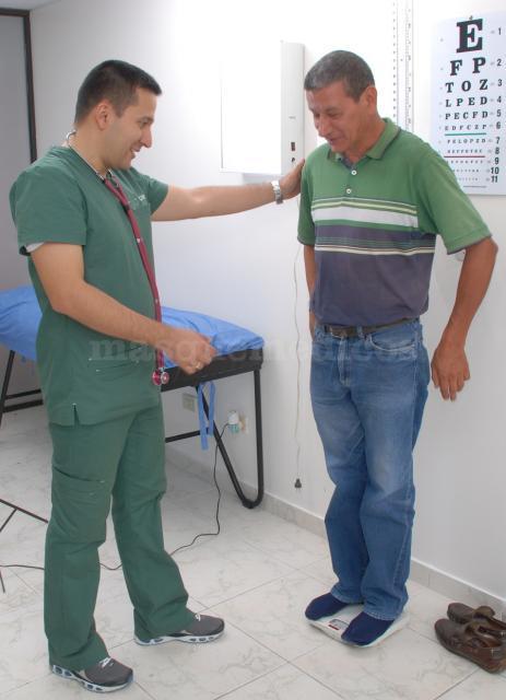 Control de Peso - Solment - Carlos Andrés Pérez