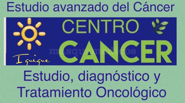Centro de Cáncer  - Luis Roberto Alvarado Mancilla