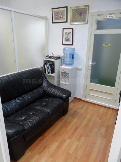 Clínica - Sala de estar - Doctor Miguel Florit de Martí