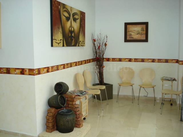 Sala de espera - Clínica Dental VeroDent Las Palmas
