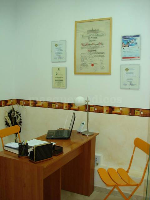 Despacho - Clínica Dental VeroDent Las Palmas