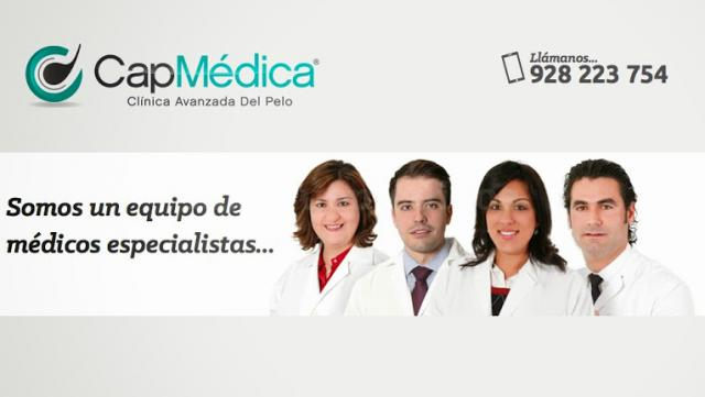 CapMédica - Clínica Avanzada del Pelo - CapMédica - Clínica Avanzada del Pelo