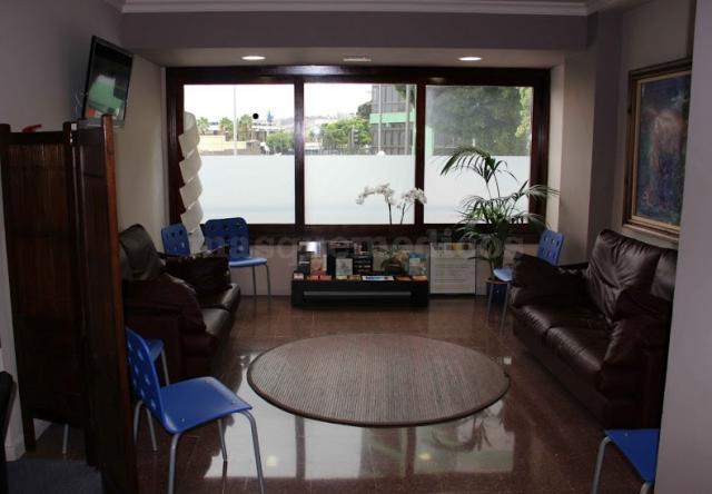 Sala de espera - Centro Médico Cristóbal del Rosario