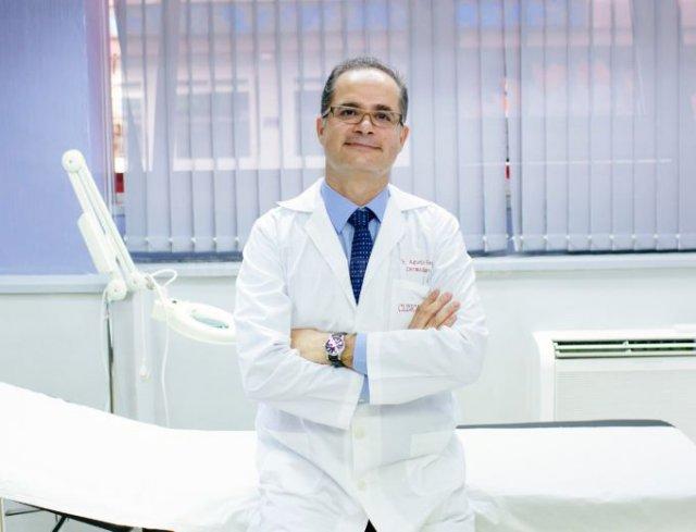 Dermatólogo Coordinador - Dr. Agustín Viera - Canarias Dermatológica