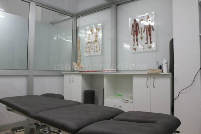Gabinete fisioterapéutico - Elena Domínguez Domínguez
