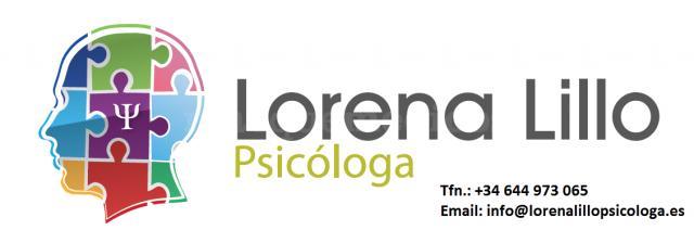 Lorena Lillo - Psicóloga - Lorena Lillo