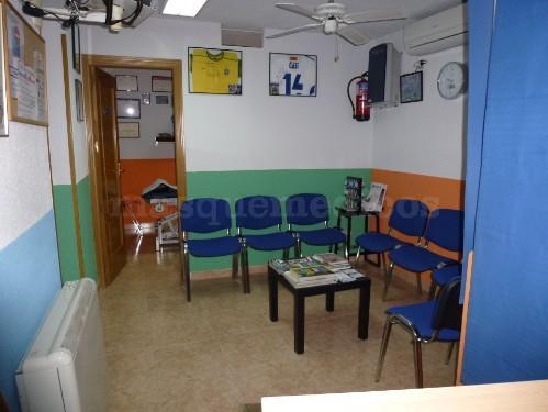 Sala de espera - Fisioterapia y Masaje FIMAT