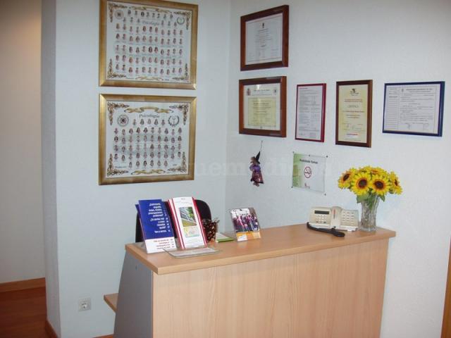 Recepción - American Psicological Center