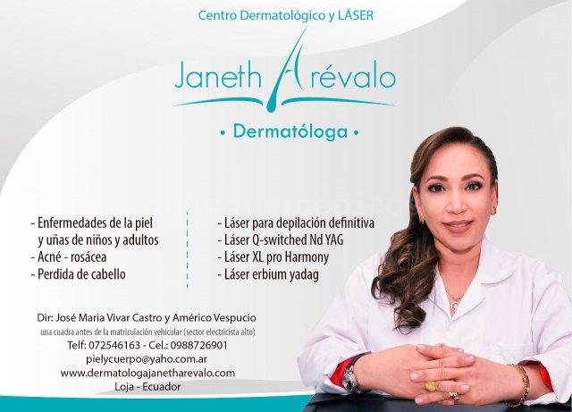 - Janeth Patricia Arévalo Vera