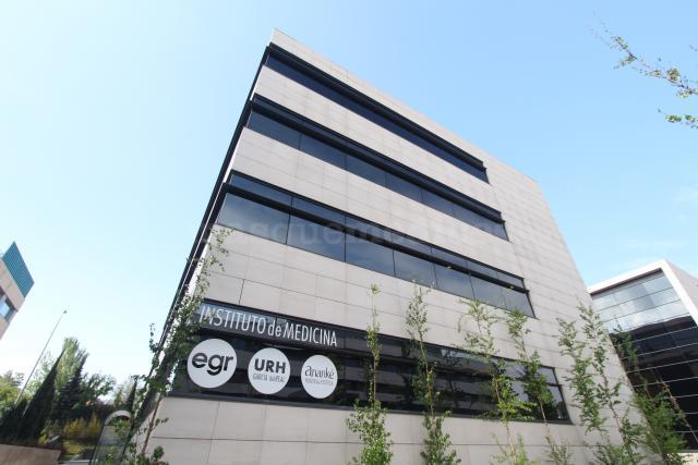 Edificio del Instituto Médico - Instituto de Medicina EGR