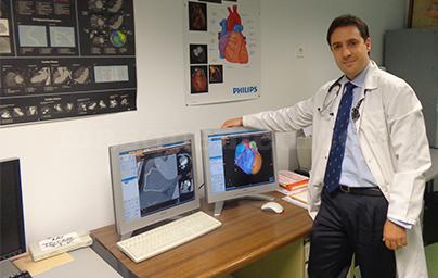 - Clínica de Cardiología Dr. de Agustín Loeches