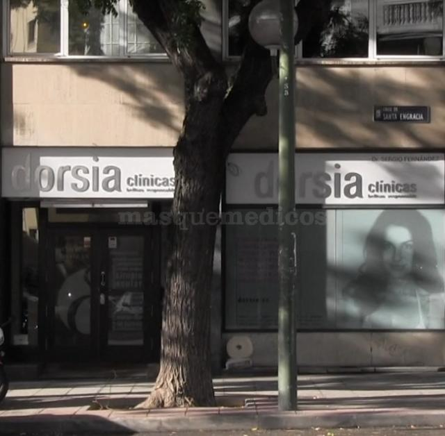 Clínica Dorsia Madrid Santa Engracia - Clínica Dorsia Madrid Santa Engracia
