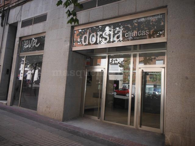Clínica Dorsia Madrid Velázquez - Clínica Dorsia Madrid Velázquez