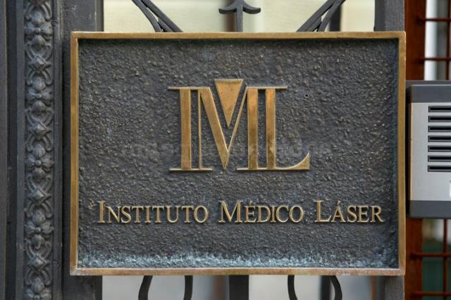Entrada IML Instituto Médico Láser Madrid - IML - Instituto Médico Láser