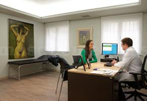 Consulta - Centro Médico-Quirúrgico de Enfermedades Digestivas