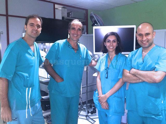 - Servicio Médico Quirúrgico de Madrid
