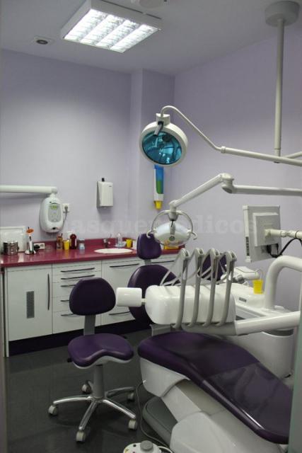 Gabinete - Clínica Colbrand Dental