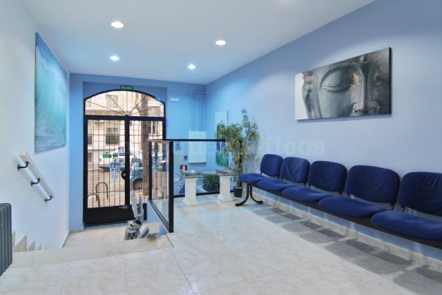 Sala de Espera - Clínica Dental Bonadent