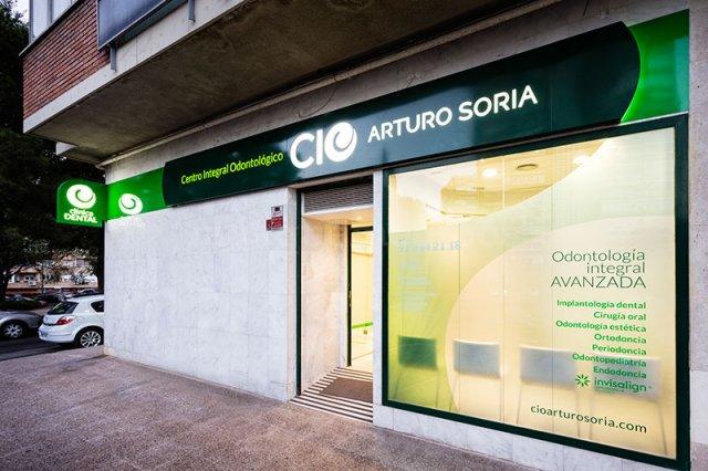 - Clínica Dental CIO Arturo Soria