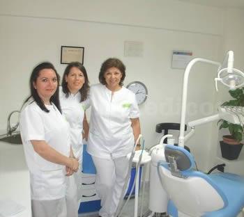 El equipo - Clínica Dental Cli-Den
