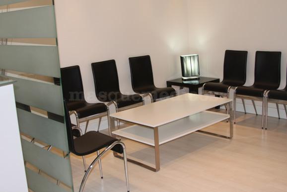 Sala de Espera - Dental Morante - Periodoncia e Implantes