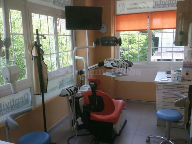 Gabinete nº 1 muy confortable y luminoso. - Dentivital Confort