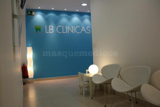 Sala de espera 2 - LB Clínicas
