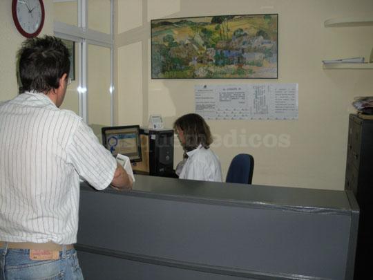 Recepción Clinica Betanzos Dermatologa - Centro Clínico Betanzos 60