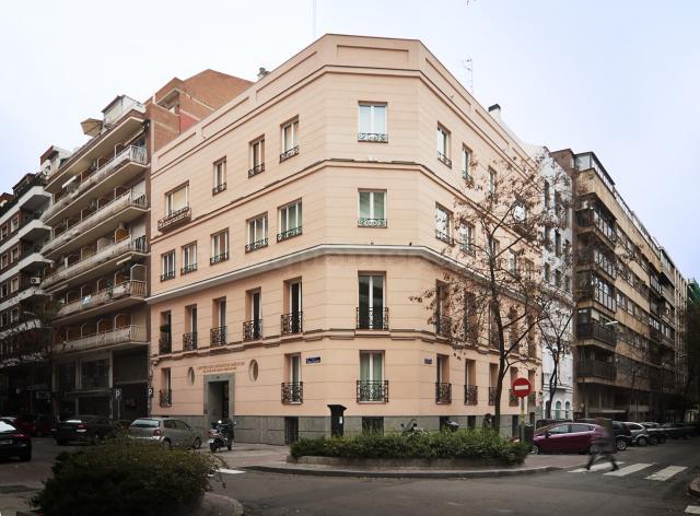 Edificio de consultas Núñez de Balboa 107 - Cristina Eguren Michelena