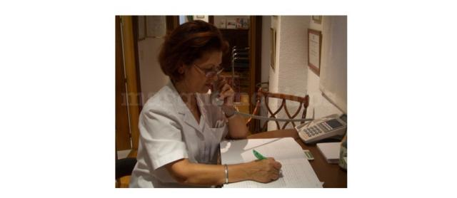 - Doctora María del Pilar Buchó González