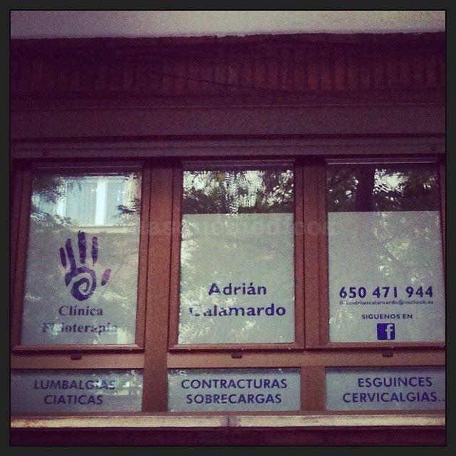 La clínica - Adrián Calamardo