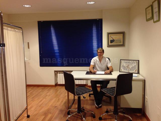 Despacho - Adrián Calamardo