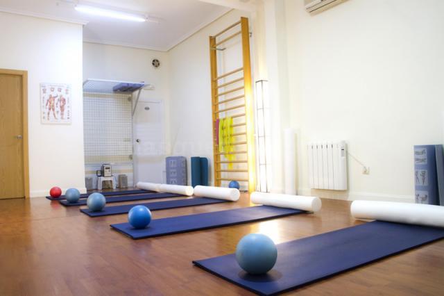 Sala de pilates - Artros Salud10