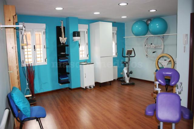 Sala 3 Pilates - Asiri Fisioterapia y Pilates