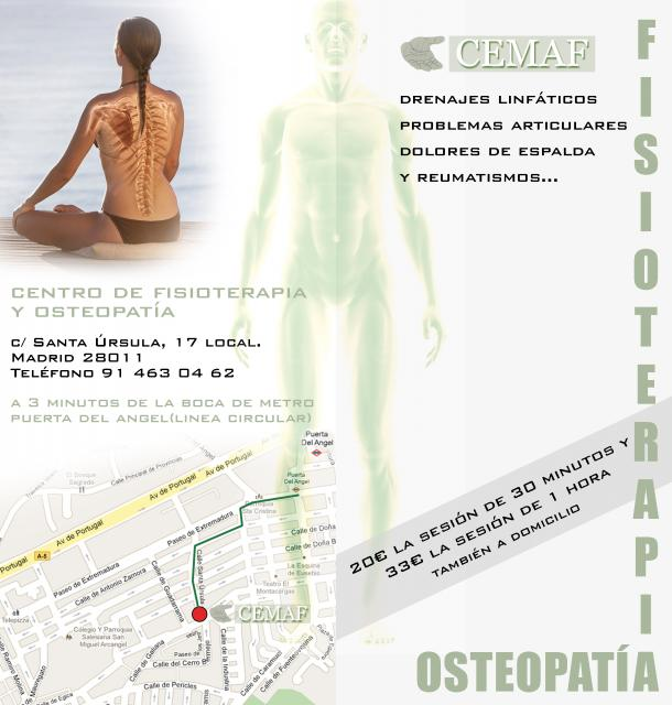 - Fisioterapia CEMAF