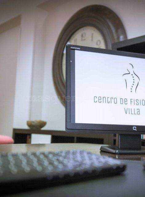- Centro de Fisioterapia Villa